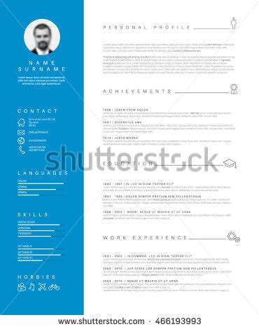 10 CV samples with notes and CV template - UK